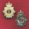 Collar badge - RAAMC  (60/85)