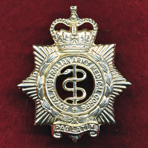 Hat Badge - RAAMC (60/85)
