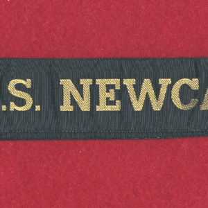 HMAS NEWCASTLE Tally Band