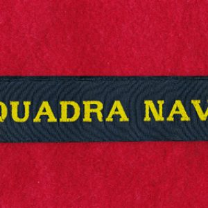 SQUADRA NAVALE Tally band