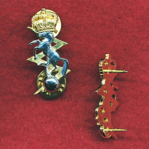Collar Badge - RAEME  (w/L) (post 97)