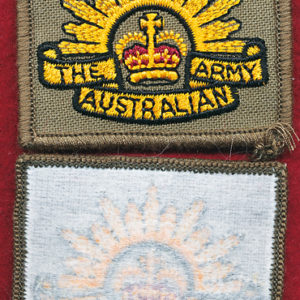 Rising Sun Patch (#3)