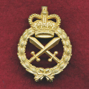 Hat Badge - Military Police / Provost Corps  (53/60)