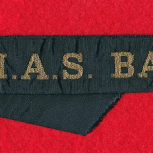 HMAS BASS Tally Band