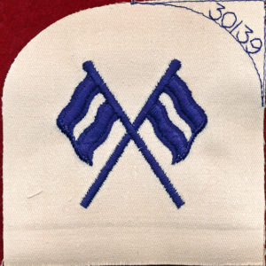 Signal Branch Badge   (30139)