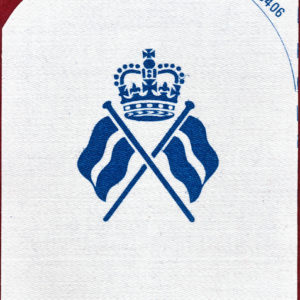 Signal Branch Badge   (3406)