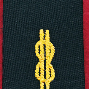 Able Seaman Rank Slide - RAN