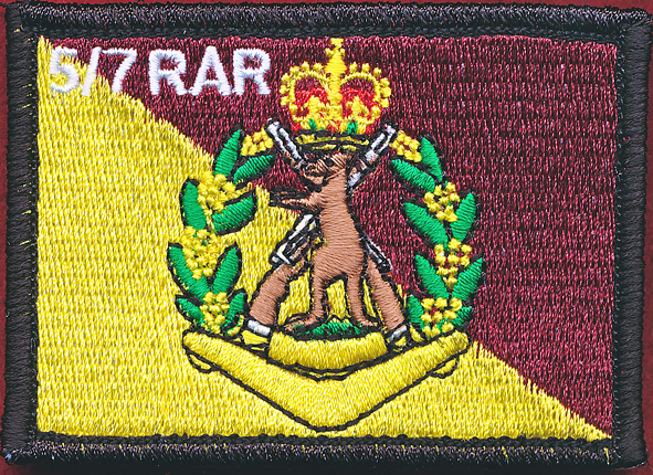5/7 RAR patch