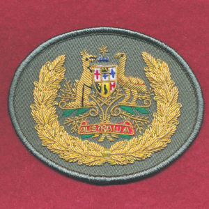 Regimental Sergeant Major -Army