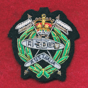 RAAC - Beret Badge