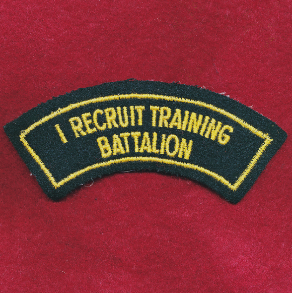 1 RTB Embroidered Shoulder Title (B)
