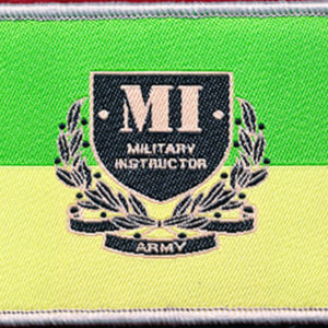Instructor - Military Instructor
