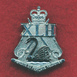 10th Light Horse Regiment Hat badge (ca 1997)
