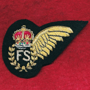 RAAF brevet - Flight Steward
