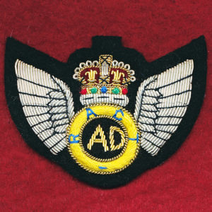 Air Dispatcher Badge - RACT  (#1)