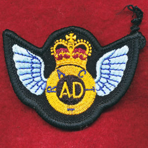 Air Dispatcher Badge  RACT  (#2)