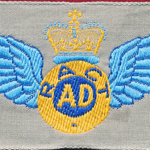 Air Dispatcher Badge RACT  (#4)