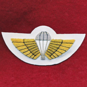 Parachute Badge - SAS  (#7)