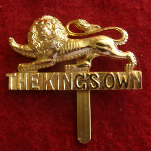 UK - The King's Own Royal Regiment (Lancaster) (A/A)