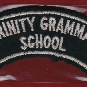 Trinity Grammar School Shoulder Title (#1)