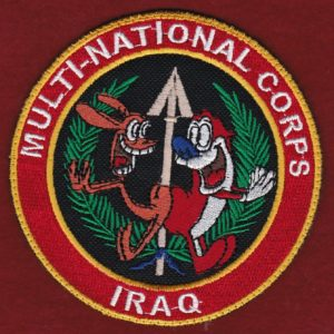 Iraq - Multi-National Force - Iraq (#3