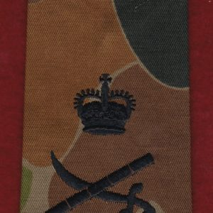 Lieutenant General Rank Slide - DPCU (Qty x 2)