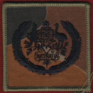 Regimental Sergeant Major - Army DPCU (Obsolete)