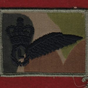 Aust Army Loadmaster half wing on DPCU