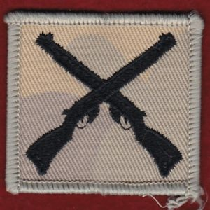 Marksman's Badge -  (DPDU)
