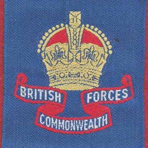 British Commonwealth Occupation Force - BCOF