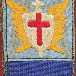 Far East Land Forces (FARELF) Cloth Insignia (#1)