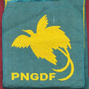 Papua & New Guinea Defence Force ca 1970