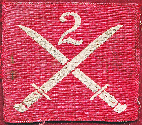 2nd Infantry Division ca1950s