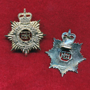 UK - Royal Corps of Transport - Collar badges x 2 (A/A)