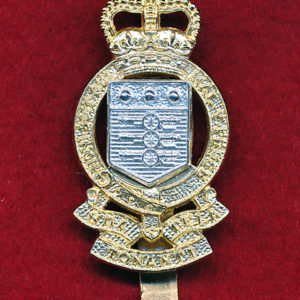UK - Royal Army Ordnance Corps Hat badge (A/A)