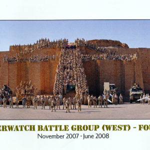 IRAQ - OBG(W) - 4,  Poster/PICTURE - (Small)