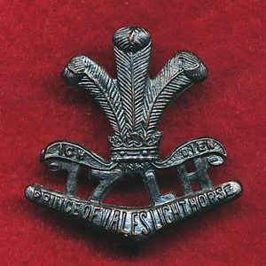 17 LHR (PWLH) Collar Badge (Oxy)  (30/42)