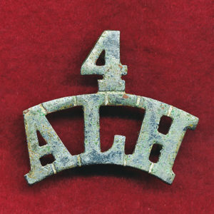 4 ALHR (HRL,) ( NSW) Shoulder Title