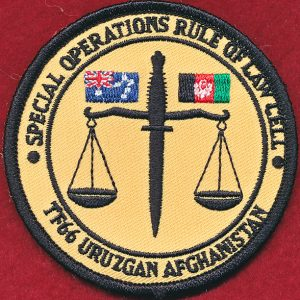 Afghanistan - SOTG  TF66  (Rule of Law)