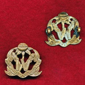 4 INF BN Collar Badge  (30/42)