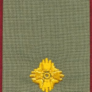 2nd Lieutenant Rank Insignia