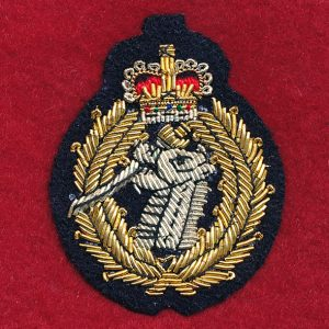 Beret Badge - RAADC