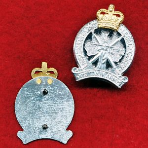 Collar Badge - Australian Army Legal Corps  (A/A)