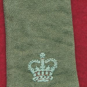 Lieutenant Colonel Rank Slide (JG, Field)