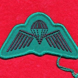 Parachute Badge - Commando