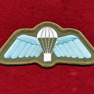 Parachute Badge - Khaki
