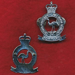 2/14 LHR (QMI)  - Hat Badge (post 97)
