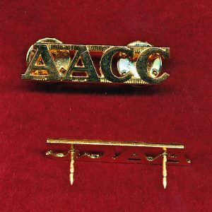 Shoulder Title - AACC  (post 1997)