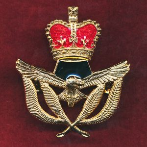 Warrant Officer (WOFF) Cap/Hat Badge (post 1997)