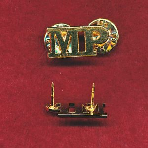 Shoulder Title - MP  (x1) (post 97)